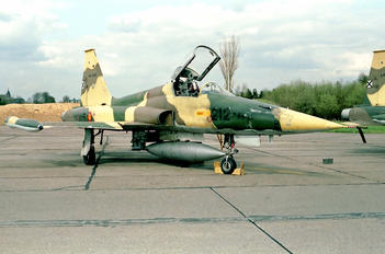 A.9-042 - Spain - Air Force Northrop SF-5A Freedom Fighter