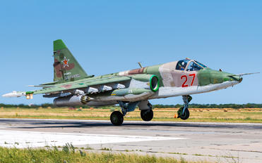 27 - Russia - Air Force Sukhoi Su-25