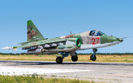 27 - Russia - Air Force Sukhoi Su-25 aircraft