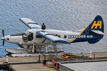 C-GHAS - Harbour Air de Havilland Canada DHC-3 Otter
