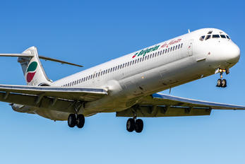 LZ-LDP - Bulgarian Air Charter McDonnell Douglas MD-82