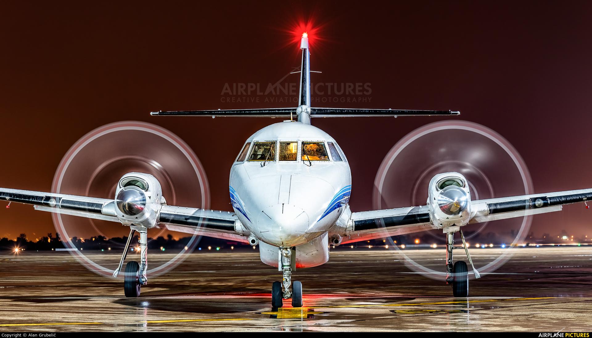 AIS Airlines PH-NCI aircraft at Zagreb