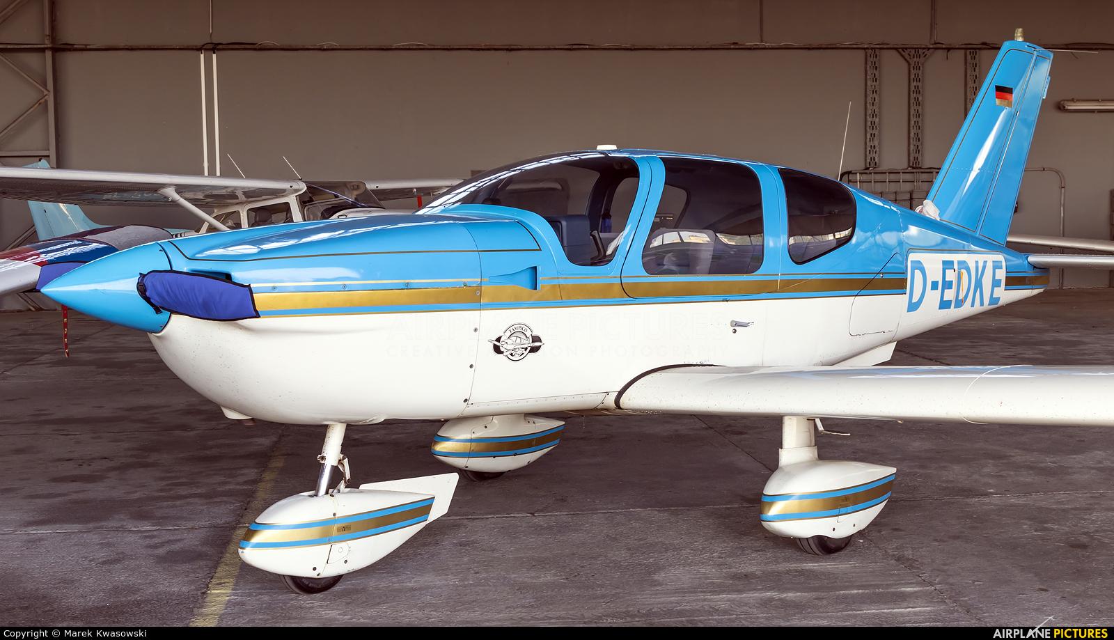 Private D-EDKE aircraft at Warsaw - Babice