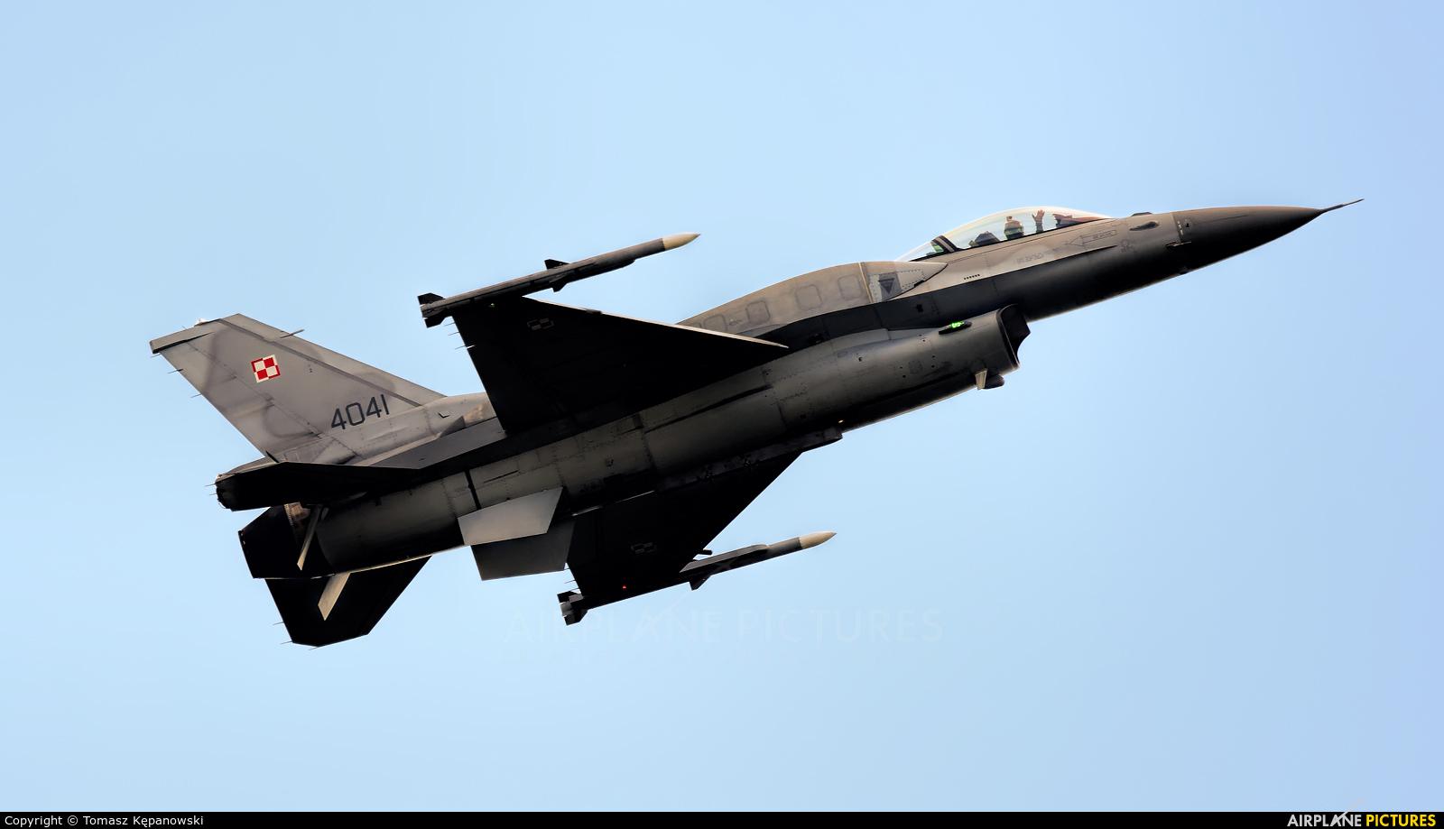 Poland - Air Force 4041 aircraft at Nowy Targ