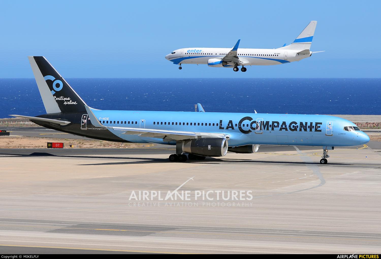 La Compagnie F-HCIE aircraft at Tenerife Sur - Reina Sofia