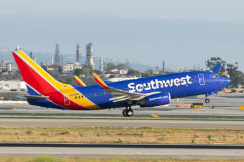 N941WN - Southwest Airlines Boeing 737-700