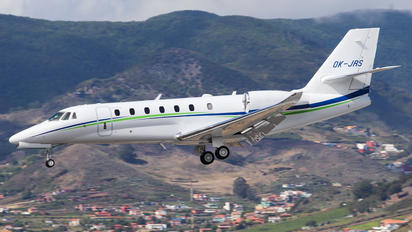 OK-JRS - Travel Service Cessna 680 Sovereign