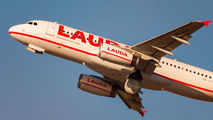 OE-LOJ - Lauda Air Airbus A320 aircraft
