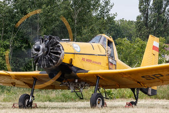 SP-ZWD - Aerogryf PZL M-18B Dromader