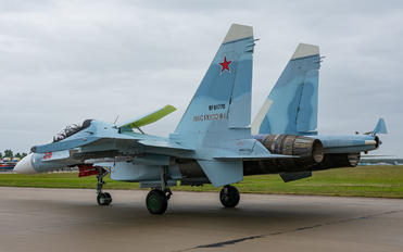 RF-81770 - Russia - Air Force Sukhoi Su-30SM