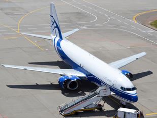 VQ-BFR - Atran Boeing 737-400SF