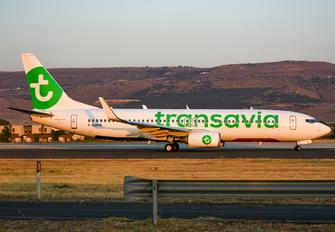F-GZHX - Transavia France Boeing 737-8K2