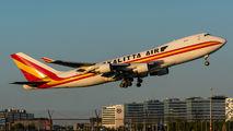 N715CK - Kalitta Air Boeing 747-400F, ERF aircraft