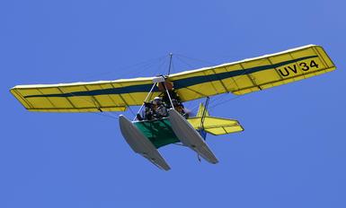 UV-34 - Private Quicksilver Aircraft MXL 4 Sport