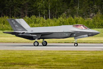 17-5252 - USA - Air Force Lockheed Martin F-35A Lightning II