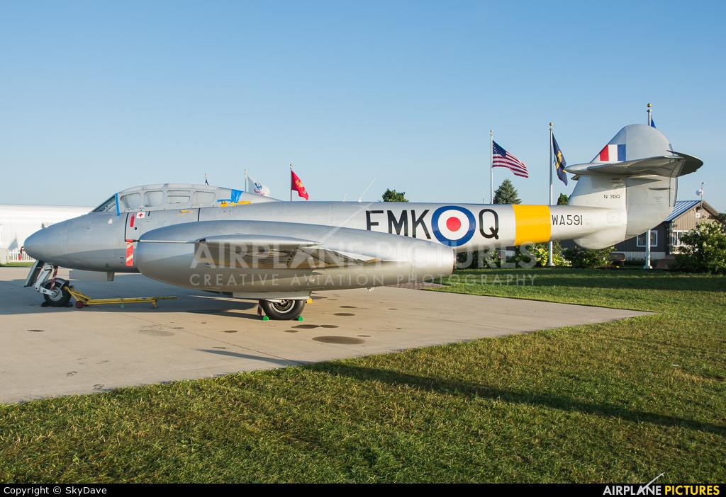 Private N313Q aircraft at Oshkosh - Wittman Regional