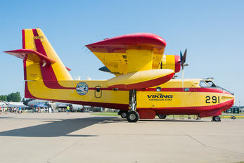 C-GBPO - Viking Air Ltd Canadair CL-215T