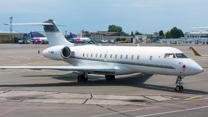 T7-MSK - Private Bombardier BD-700 Global 5000