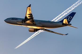 EC-KTG - Air Europa Airbus A330-200