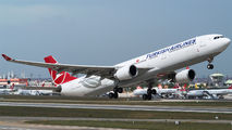 TC-JOH - Turkish Airlines Airbus A330-300 aircraft