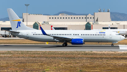 OY-JZK - Jet Time Boeing 737-800