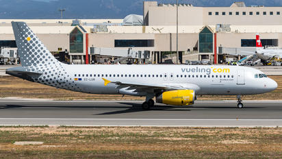 EC-LUN - Vueling Airlines Airbus A320