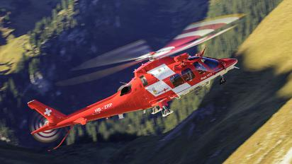 - - REGA Swiss Air Ambulance  Agusta Westland AW109 SP Da Vinci
