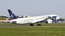 LOT - Polish Airlines SP-LSB image