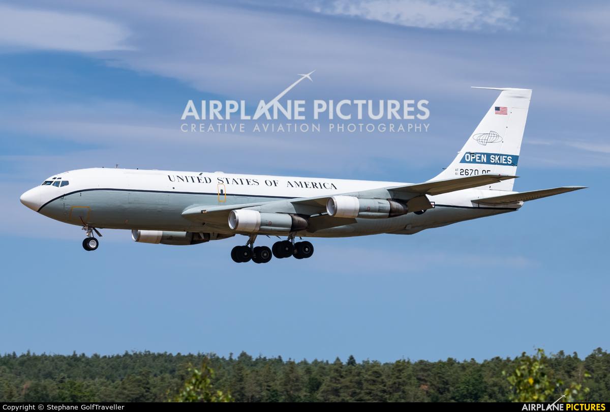 USA - Air Force 61-2670 aircraft at Ramstein