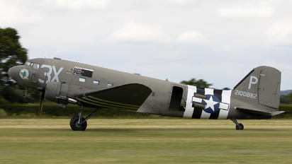 N473DC - Aerolegends Douglas C-47A Skytrain