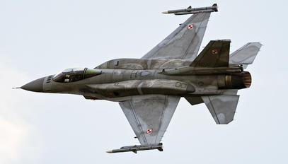 4041 - Poland - Air Force Lockheed Martin F-16C block 52+ Jastrząb