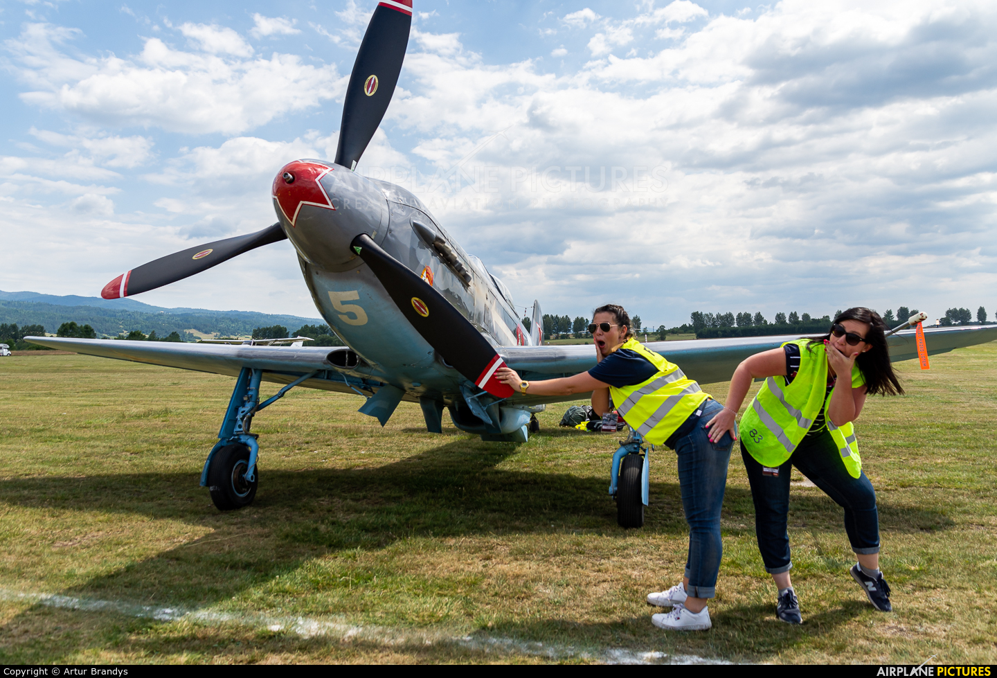 - Aviation Glamour  aircraft at Nowy Targ