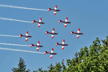 A-927 - Switzerland - Air Force: PC-7 Team Pilatus PC-7 I & II