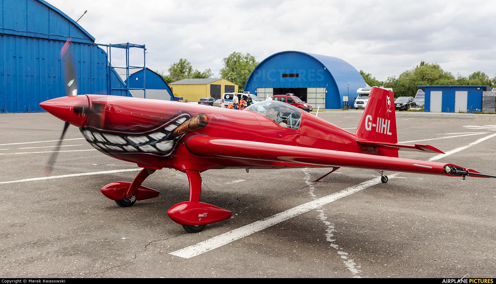 Private G-IIHL aircraft at Piotrków Trybunalski