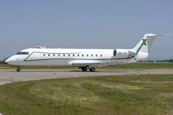 9H-JAD - AIR X Charter Bombardier CRJ-200ER