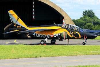 E25 - France - Air Force Dassault - Dornier Alpha Jet E