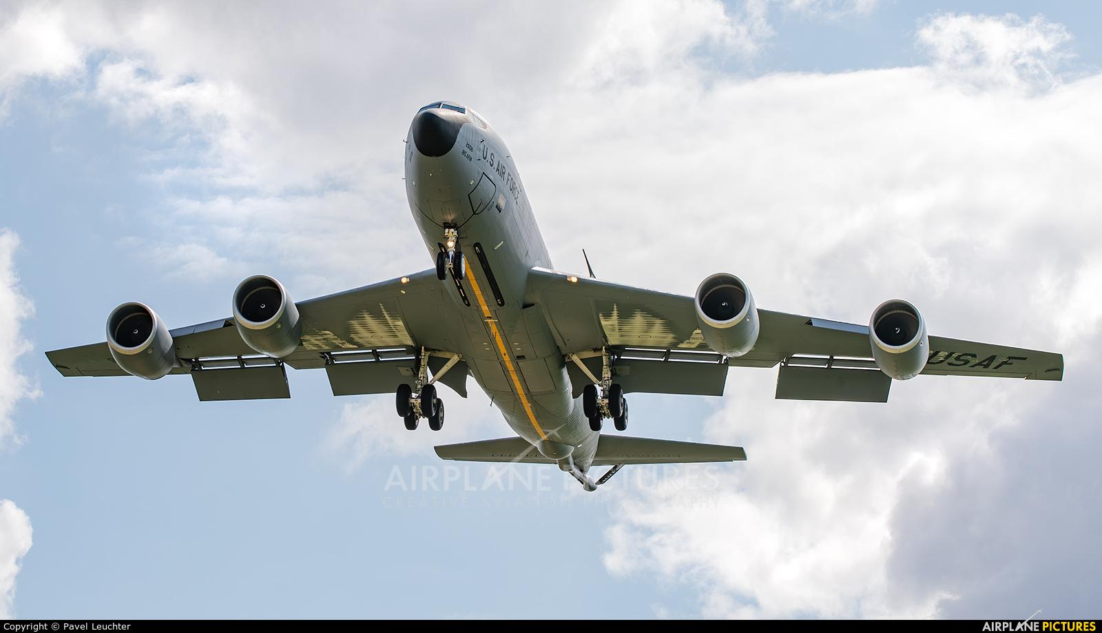 USA - Air Force 57-2606 aircraft at Pardubice