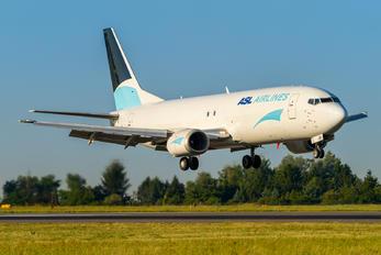 OE-IBI - ASL Airlines Belgium Boeing 737-400SF