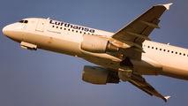 D-AIZN - Lufthansa Airbus A320 aircraft