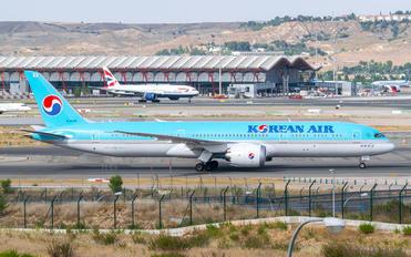 HL8085 - Korean Air Boeing 787-9 Dreamliner