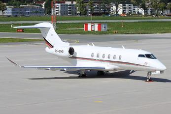 CS-CHG - NetJets Europe (Portugal) Bombardier BD-100 Challenger 350 series