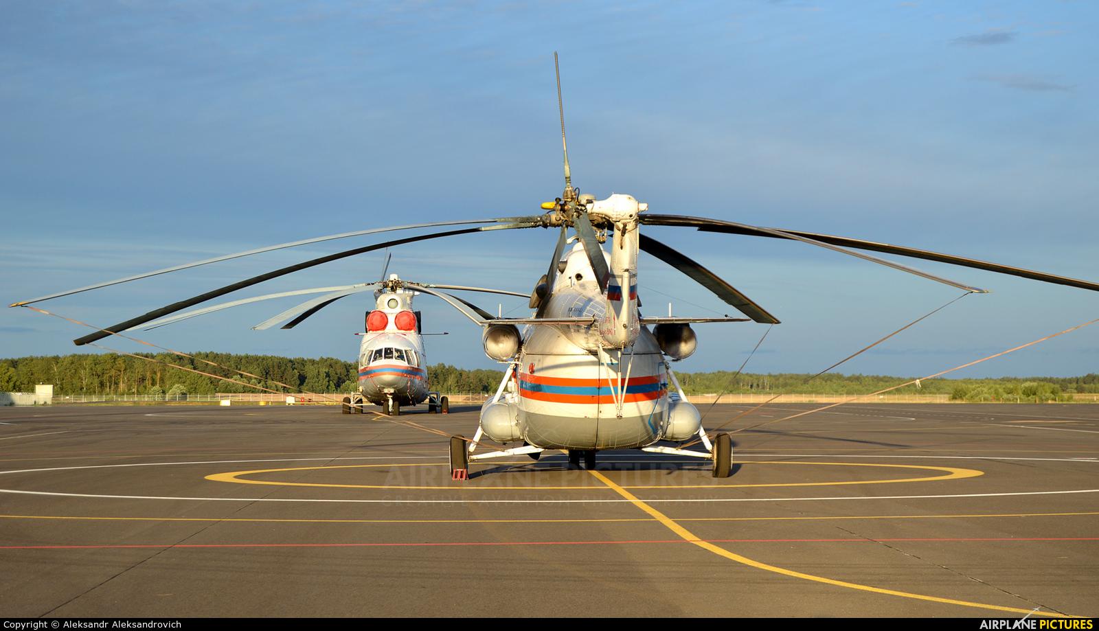 Russia - МЧС России EMERCOM RF-32831 aircraft at Brest Airport