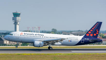 OO-SNL - Brussels Airlines Airbus A320