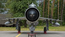 9483 - Poland - Air Force Mikoyan-Gurevich MiG-21bis aircraft