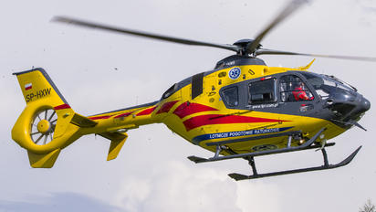 SP-HXW - Polish Medical Air Rescue - Lotnicze Pogotowie Ratunkowe Eurocopter EC135 (all models)