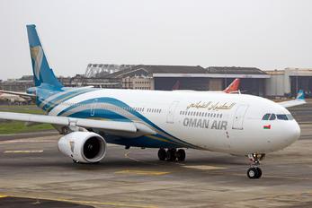 A4O-DI - Oman Air Airbus A330-300