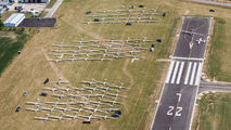 OM-ADB - Aerospool - Airport Overview - Runway, Taxiway aircraft