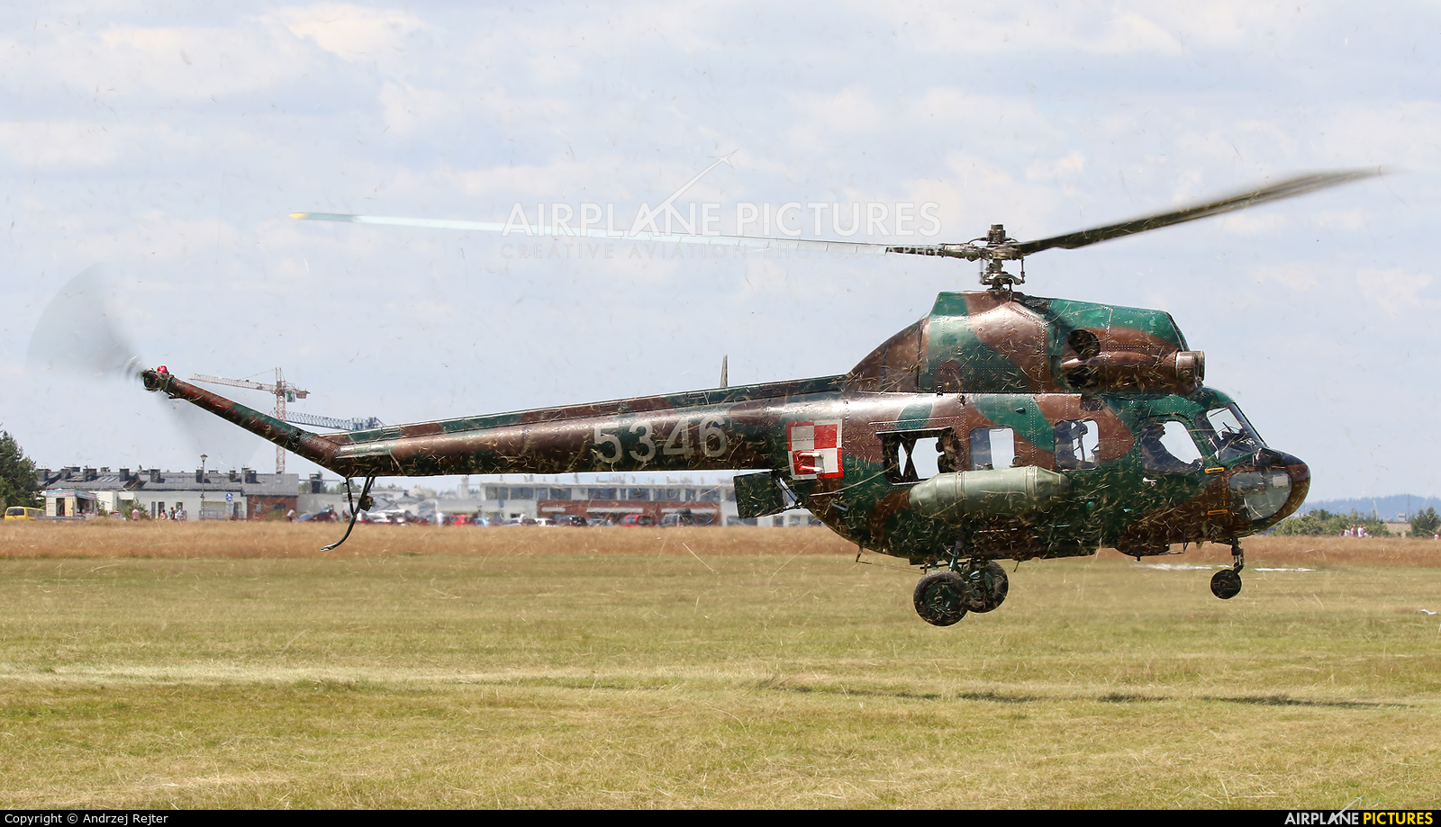 Poland - Army 5346 aircraft at Nowy Targ
