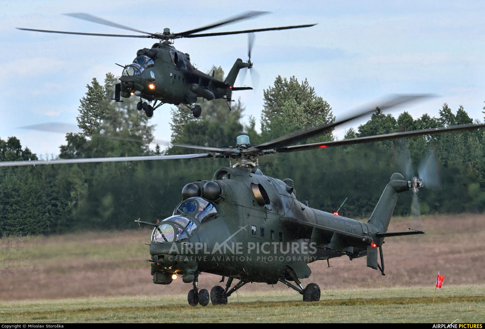 Poland - Army 460 aircraft at Nowy Targ