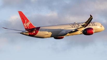 G-VWOO - Virgin Atlantic Boeing 787-9 Dreamliner